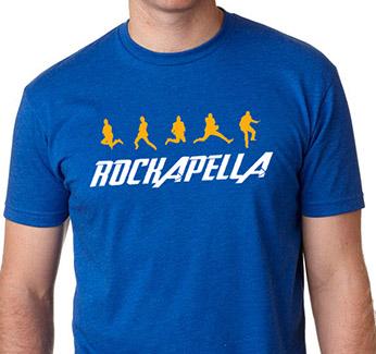 Rockapella Merchandise
